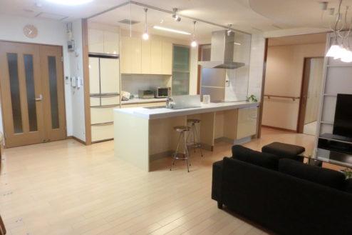 2.新宿2丁目マンションスタジオ|リビング