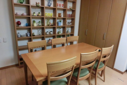 9.新宿2丁目マンションスタジオ|リビング