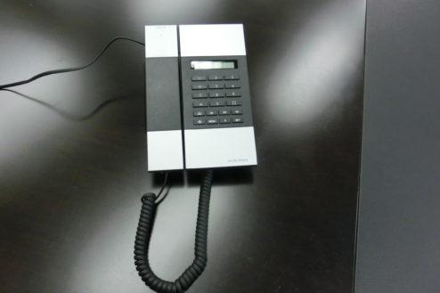 14.新宿2丁目社長室スタジオ|電話