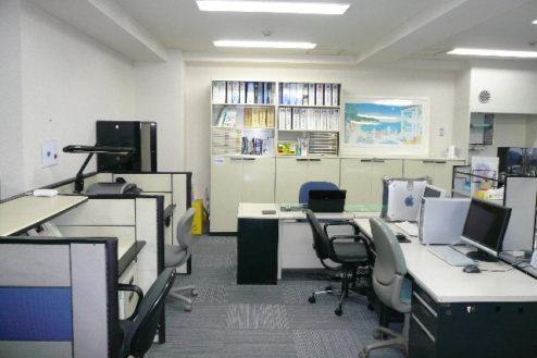 2.新宿3丁目オフィススタジオ|オフィス