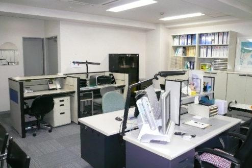 5.新宿3丁目オフィススタジオ|オフィス