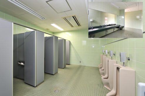 24.ロングウッドステーション|トイレ・洗面台