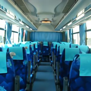 7.関越バス|中型車内