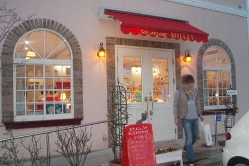 10.柏のケーキ屋|入口