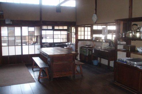 3.野田市市民会館|台所