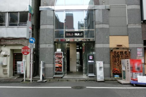 16.新宿3丁目オフィススタジオ|外観