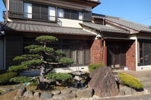 日本家屋・民家|一軒家・和室・リビング・縁側・庭