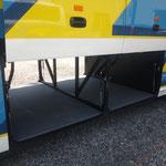 2.関越バス|大型荷物スペース