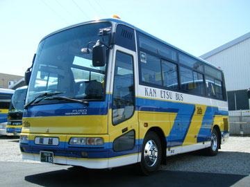 9.関越バス|小型バス