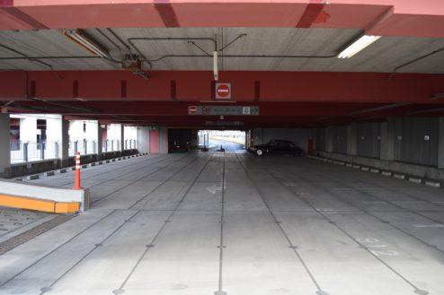 8.赤羽駅西口駐車場|9F屋内駐車場