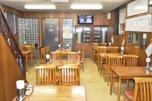 2.昔ながらの中華食堂|1F店内B