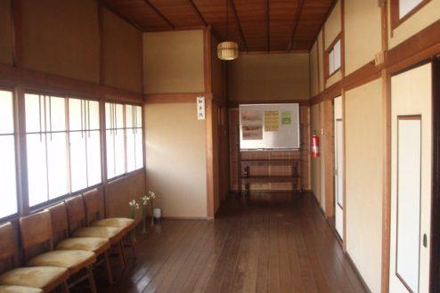 4.野田市市民会館|廊下