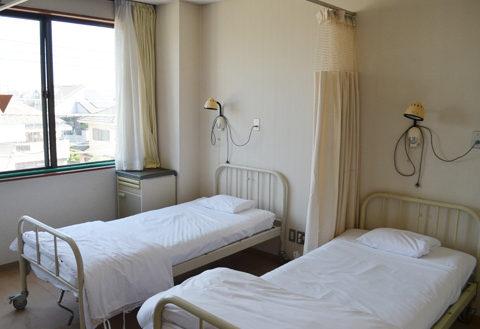 1.大黒病院|病室