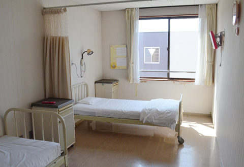 2.大黒病院|病室