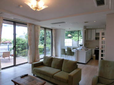 紀尾井町マンションスタジオ|ハウススタジオ・和室・洋室・テラス・縁側|東京