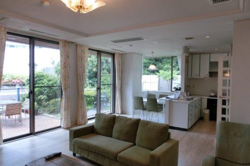 高商紀尾井町スタジオ|ハウススタジオ・和室・洋室・テラス・縁側|東京