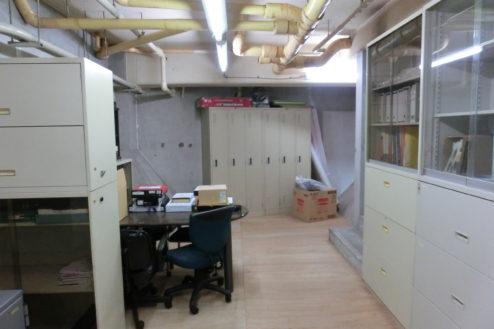 11.高商ビルスタジオ|地下室