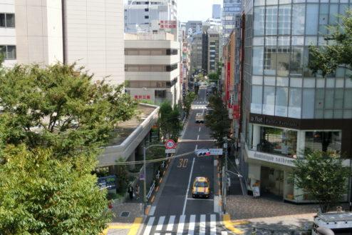 10.高商ビルスタジオ|屋上からの風景