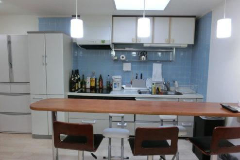 1.高商ビルスタジオ|キッチン