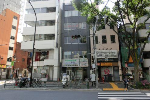 8.高商ビルスタジオ|外観