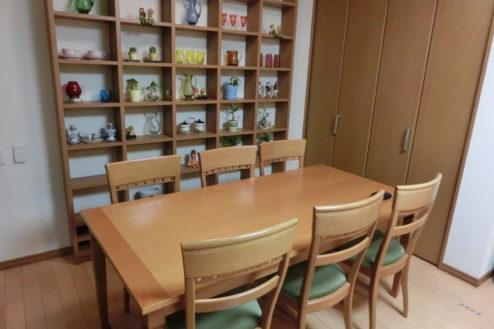 10.高商新宿二丁目マンションスタジオ|リビング