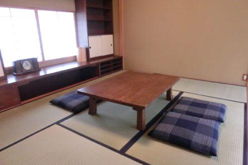 10.紀尾井町マンションスタジオ|和室