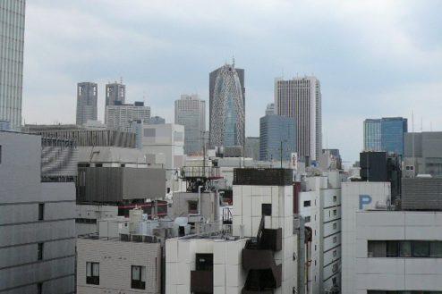 15.新宿2丁目社長室スタジオ|周辺風景・昼景