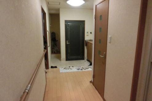 18.高商新宿二丁目マンションスタジオ|玄関