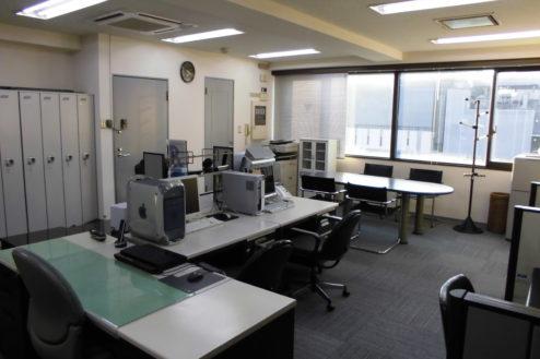 7.新宿3丁目オフィススタジオ|オフィス