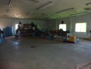 廃工場・倉庫|工場・事務所・駐車場・クリーンルーム・屋根