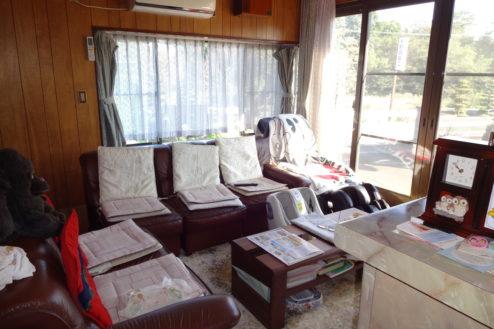 3.日本家屋・民家|リビング