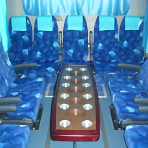 8.関越バス|中型サロンルーム