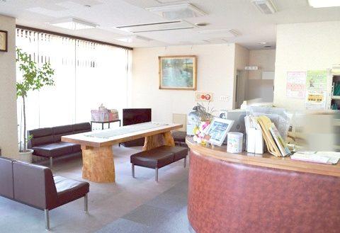 8.太田病院|受付