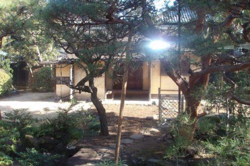 13.野田市市民会館|離れの茶室