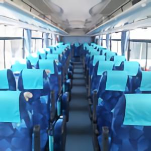 3.関越バス|大型車内