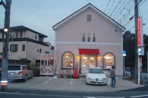 11.柏のケーキ屋|駐車スペース