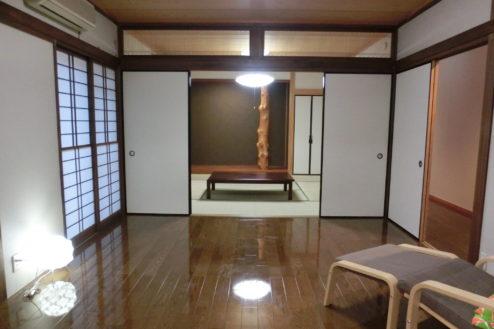 6.つつじヶ丘マンションスタジオ|洋室・和室