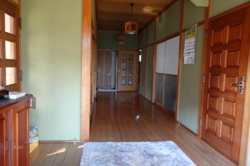 8.日本家屋・民家|玄関