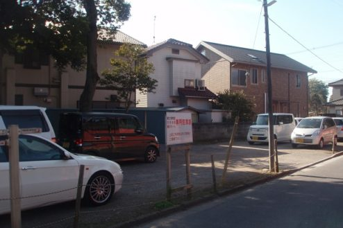 18.野田市市民会館|駐車場