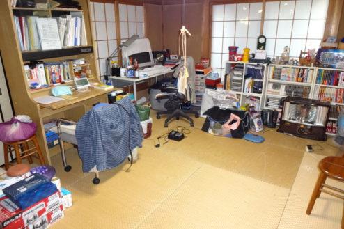 14.流山の民家|部屋