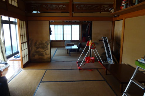 3.日本家屋・民家|1F和室