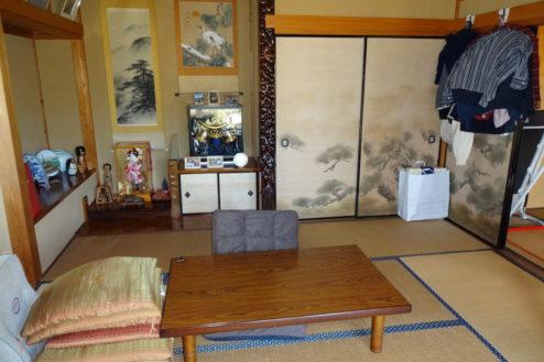 1.日本家屋・民家|1F和室