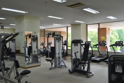 3.リソル生命の森 2Fトレーニングルーム
