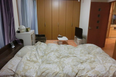 14.高商新宿二丁目マンションスタジオ|洋室