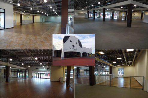 20.ロングウッドステーション|D1棟・350坪スタジオ