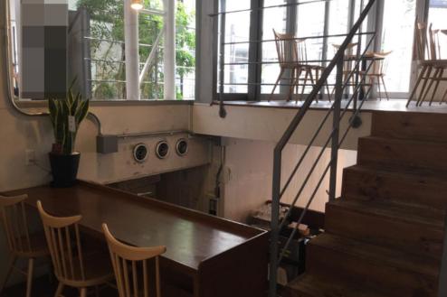9.飲食店5・ブライダルカフェ|店内カフェ