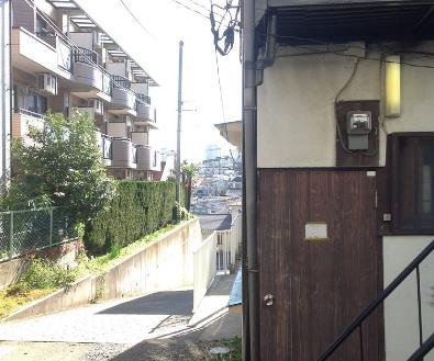 10.アパート3|アパート周辺
