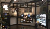カフェ1(自社スタジオ&セット)|テラス・大きな窓