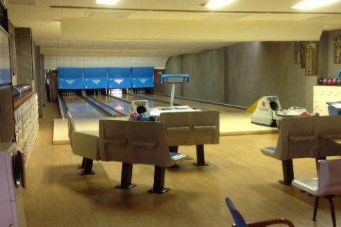 9.複合施設2・スポーツ総合施設|ボーリング場