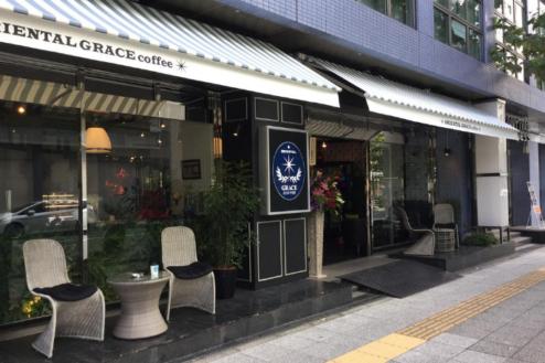 5.カフェ1(自社スタジオ&セット)|外観
